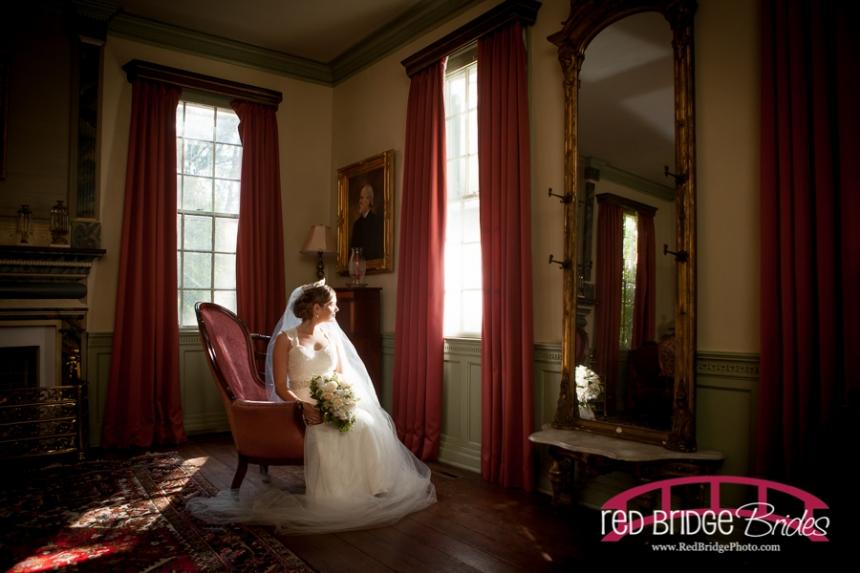 Raleigh, NC Bridal Portrait Photographer