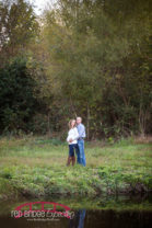North-Carolina-Maternity-Photography-In-a-cotton-field-and-a-family-farm