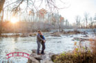 Historic-industrial-town-on-a-river-maternity-photography