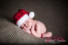 North Carolina Newborn Baby Photographer, Newborn as a snowman, newborn girl photographer, Raleigh-Durham, NC Newborn Photographer