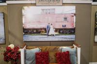 Bridal Show Photographers Booth; North Carolina Wedding Photographer