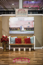 Bridal Show Photographers Booth; North Carolina Wedding Photographer