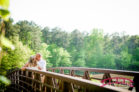 Earth Day Wedding in Raleigh, NC at Umstead Park