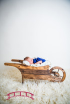 Raleigh Boy Newborn Photography with older sibling and family