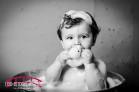 Raleigh child birthday photographer; Durham Children