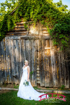 Roxboro Family Farm Bridal Portrait and Wedding Photography