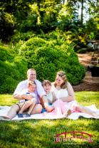 Durham Family Photography at Duke Gardens
