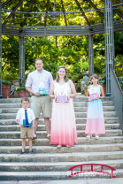 Durham Family Photography at Duke Gardens