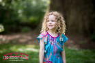 Fourth Birthday session in Chapel Hill, NC