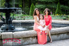 Spring Family photography at Duke Gardens