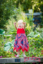 Duke Gardens photography for a very special two year old