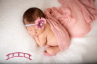 Raleigh, NC Newborn Girl Photography