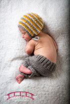 Raleigh, NC Studio Newborn Photography