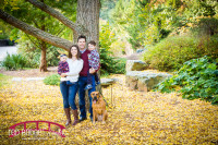 Duke Gardens Durham, NC Family Photographer