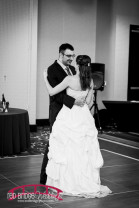 Hampton Inn Crabtree Wedding