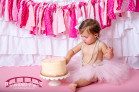 Raleigh, NC First Birthday Photographer
