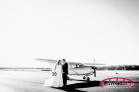 RDU General Aviation Terminal Wedding Photography Raleigh, NC