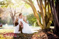 Hudson Manor Estate in Louisburg, NC Wedding Photographer