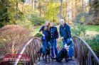 Duke Gardens and Durham, NC Dog Photography