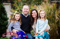 Fall Duke Gardens Family Photography Portraits