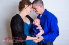 Raleigh, NC Newborn Photography featuring Josh
