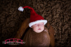 Raleigh, NC Newborn Photography featuring Josh
