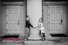 Chapel Hill Child and Family Portrait Photography at the Old Well