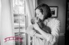 Charlotte, NC Lifestyle Newborn Photography featuring Warren