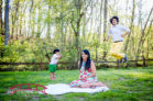 Maternity and Family Photography at West Point in the Eno in Durham, NC by Red Bridge Photography