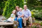 Raulston Arboretum Family Photography with the Hendrickson Family