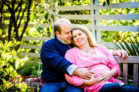Raulston Arboretum and Studio Raleigh North Carolina Maternity Photography with the Brunners