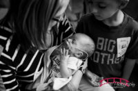 UNC Children's Hospital Photography in the NICU with Capturing Hopes Photography