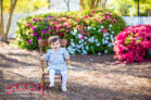 Spring Family Pictures at Oak View Park in Raleigh, NC