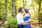 The Satterwhite Family session at Duke Gardens in Durham, NC in the Spring