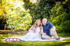 Raulston-Arboretum-Maternity-Photography-in-the-spring-with-the-Andersons