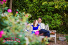 Duke-Gardens-Engagement-and-Wedding-Photography-in-the-Summer-at-the-red-bridge