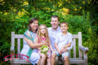 The-Cleveland-Family-in-the-summer-at-Coker-Arbouretum-in-Chapel-Hill