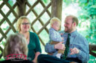 Sunset-lake-lodge-baby-dedication-in-the-fall-in-northern-durham