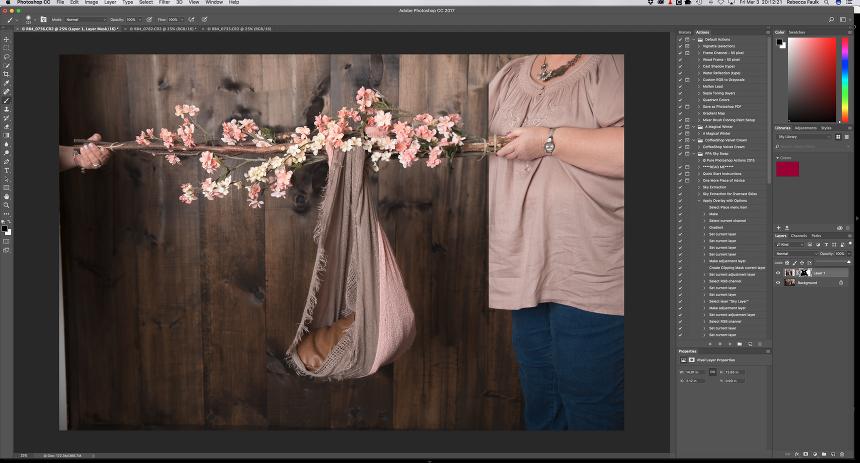 Professional-Newborn-photographer-based-in-Raleigh-North-Carolina-studio