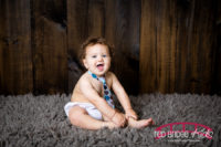 Jack's-ONE-cake-smash-and-bath-session-in-raleigh-baby-studio