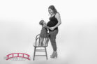 maternity-portrait-photography-in-studio-Raleigh-and-Apex-North-Carolina